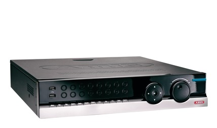 16-channel Analogue HD Video Recorder