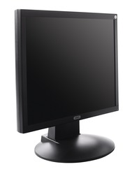 """17"""" LED Monitor mit BNC Eingang"""