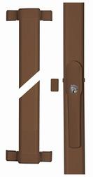 Secvest Funk-Fensterstangenschloss FOS 550 E - AL0089 (braun)