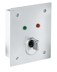 Flush Mount Key-switch