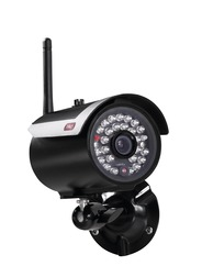 Wireless Outdoor IR Camera (2.4GHz) for 7'' Set