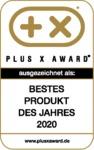 Plus X Award: Bestes Produkt des Jahres 2020