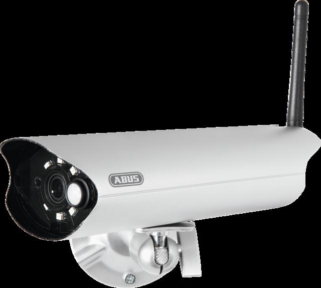ABUS Smart Security World WLAN Außenkamera - flexible Außenüberwachung mit 1080p (PPIC34520)