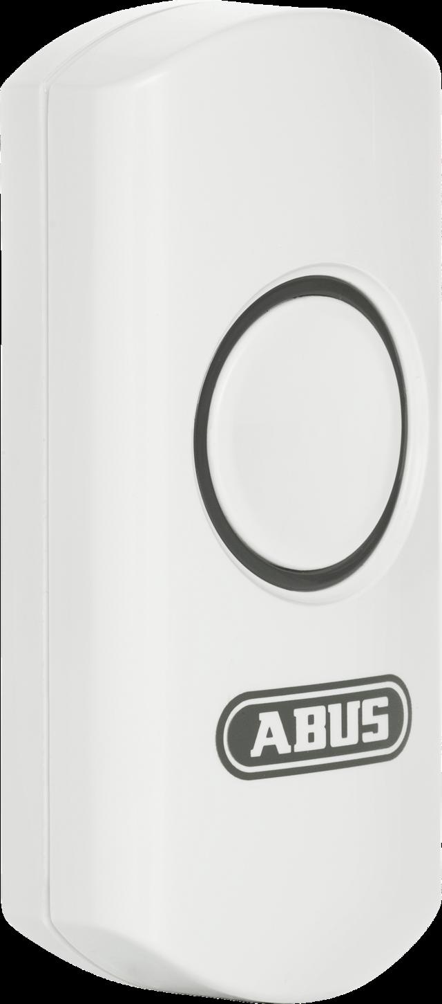 ABUS Smartvest Funk-Taster - Schalter zur Steuerung von Aktoren wie Steckdose, Türklingel (FUBE35020A)