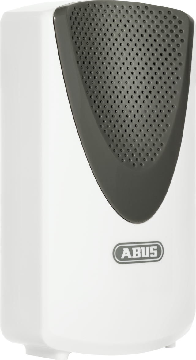 ABUS Smartvest Funk-Türgong - Signalisierung mit 5 Tönen im Innenraum (FUSG35010A)