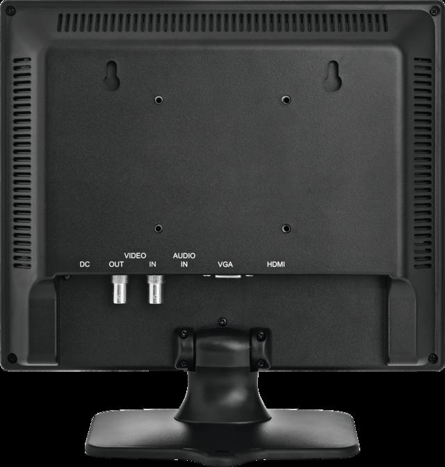 """19.5"""" LED Monitor mit TVI BNC Eingang (TVAC10013)"""