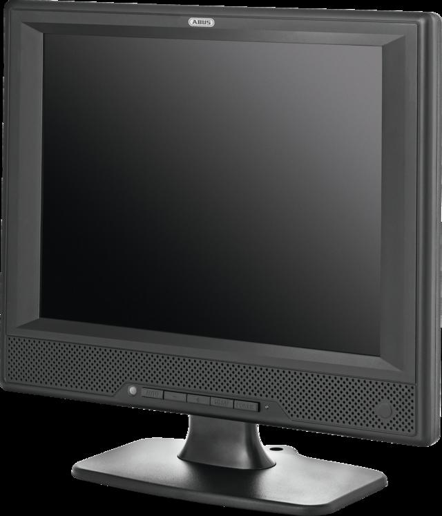 """10.4"""" LED Monitor mit BNC Eingang (TVAC10001)"""