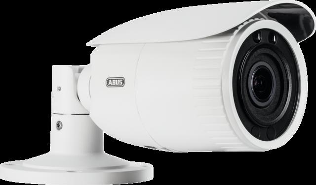 ABUS IP Videoüberwachung 2MPx Motor-Zoom-Objektiv Tube-Kamera