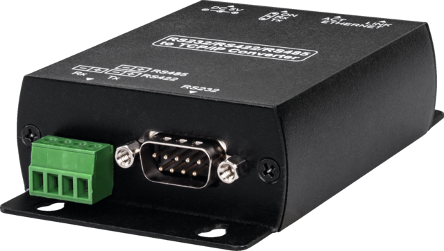 Schnittstellenkonverter (RS232/RS485/RS422 -> TCP/IP)
