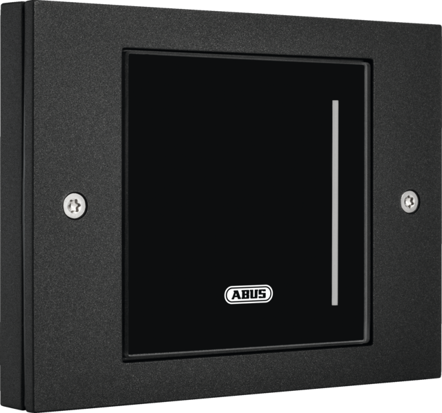 WLX Pro Wall Reader IP44 schwarz