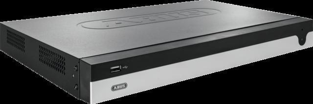 8-Kanal Analog HD Videorekorder Rechte Vorderansicht