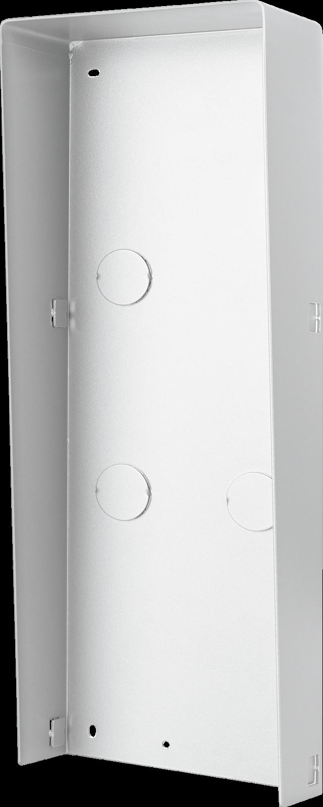 Außengehäuse für Rahmen Aufputzmontage (3 Module)