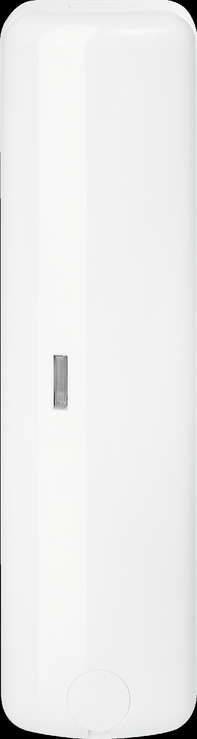ABUS Erschütterungsmelder – überwacht Türen, Wände, Tresore und Wertgegenstände vor Aufbruch und Durchbruch durch rohe Gewalt (AZEM10000)