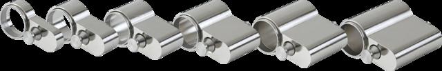 Verlängerungssatz für CodeLoxx Halbzylinder CLX-Z-VH-10