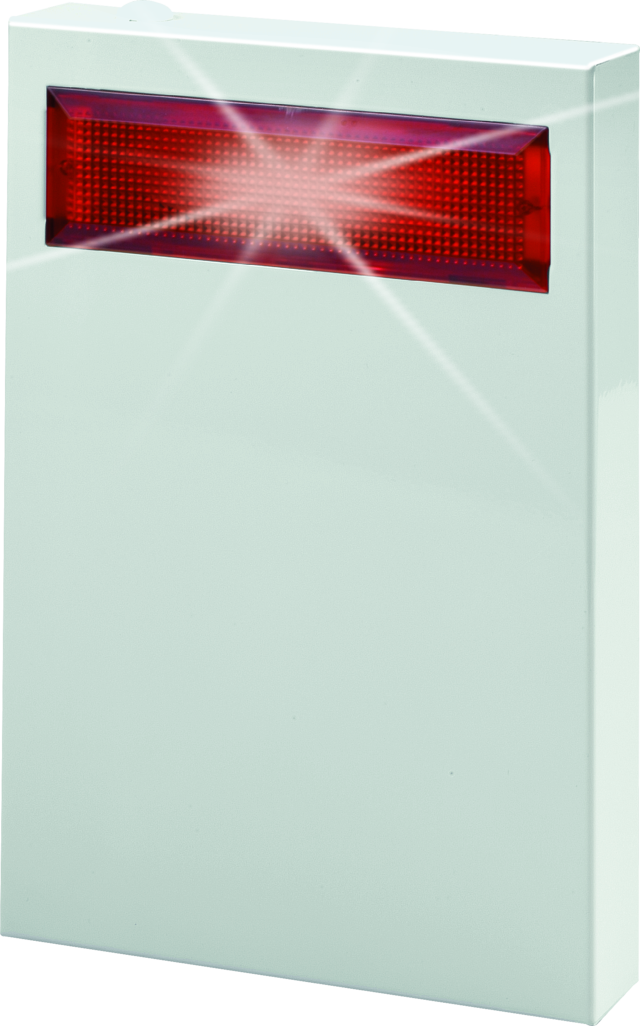 Kompaktalarmierung im Stahlgehäuse
