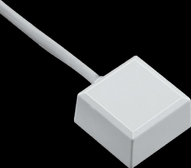 Potenzialfreier Glasbruchmelder (weiß)