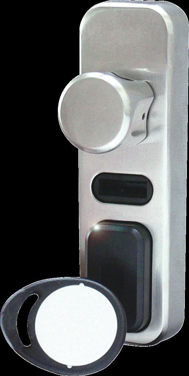 Elektronischer Zylinder ZL-LProxA-S-00