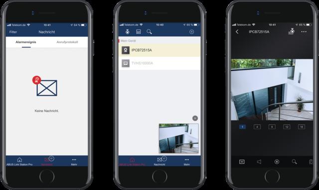 ABUS Link Station Lite (iOS)
