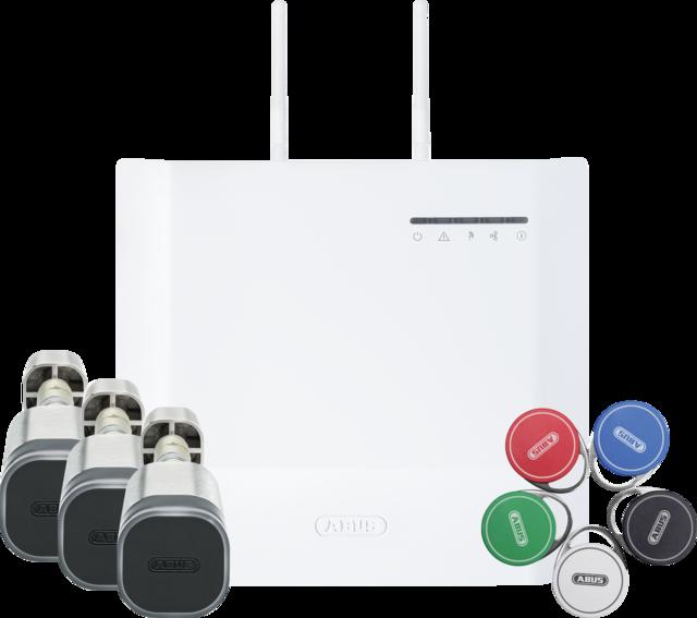 WLX Pro Plus Starterkit Access PLUS schwarz (30/30)