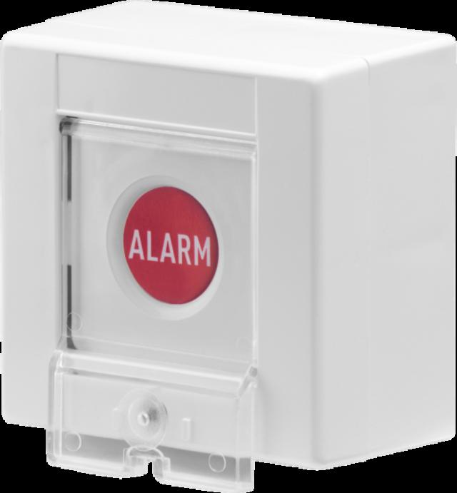 Secvest Funk-Feuertaster - schnelles Auslösung eines Feueralams (FUAT50020)