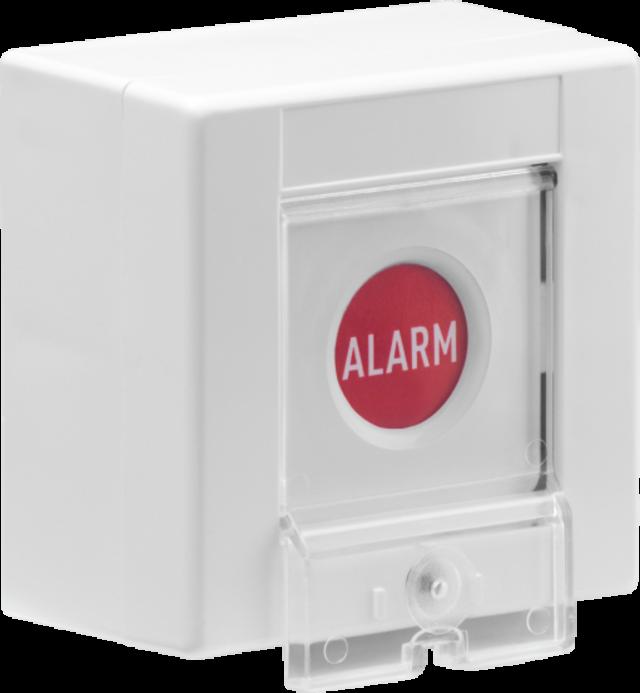 Secvest Funk-Überfalltaster - Alarmierung mit einem Knopfdruck (FUAT50010)