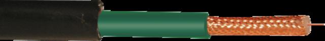 RG59 Videokabel 100 m Vorderansicht