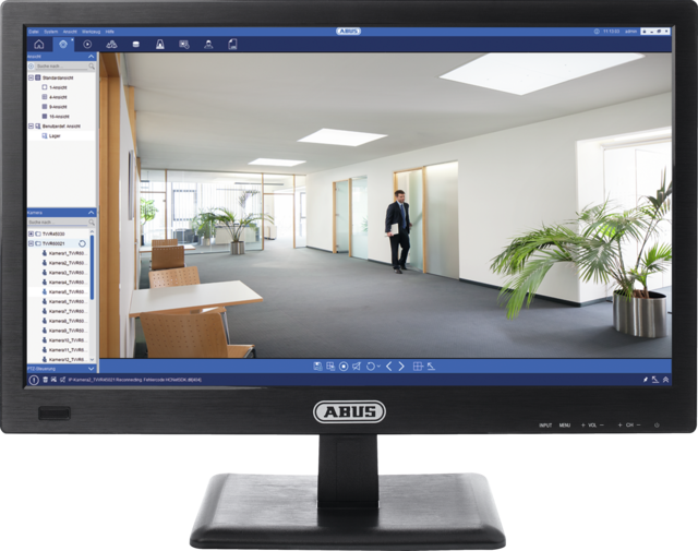 ABUS CMS Software