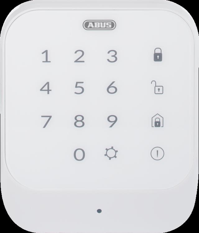 ABUS Smartvest Funk-Bedienteil - zum Scharf- und Unscharfschalten der Smartvest mit integriertem Proxy-Leser (FUBE35011A)