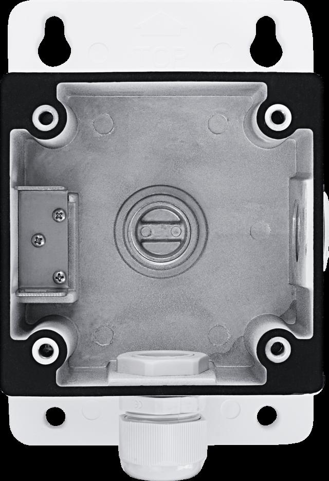 Installationsbox für Wandhalterung IPCB42500/IPCB42550