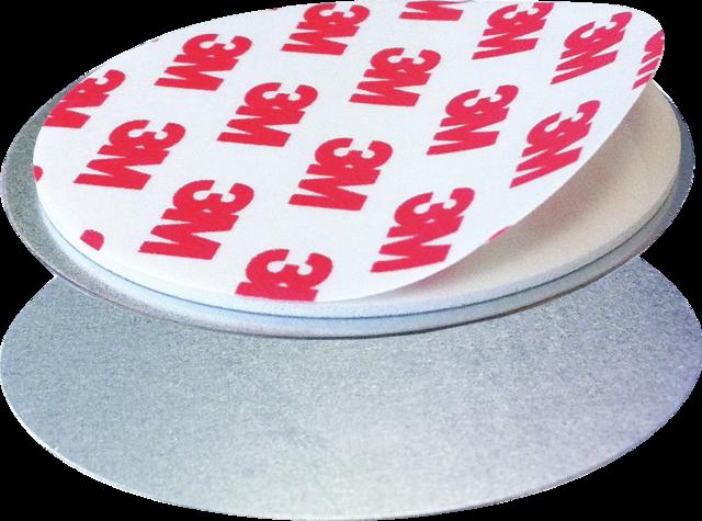 ABUS Magnet Befestigungsset für Rauchwarnmelder