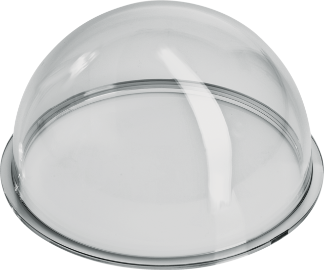 Getönte Kuppel für IPCA72520, IPCA73500 und IPCA76500 Vorderansicht