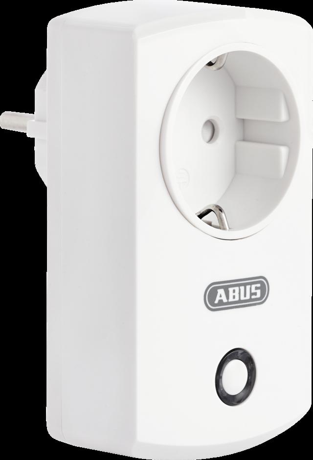 ABUS Smartvest Funk-Steckdose – zur smarte Schaltung von Geräten (FUHA35000A)