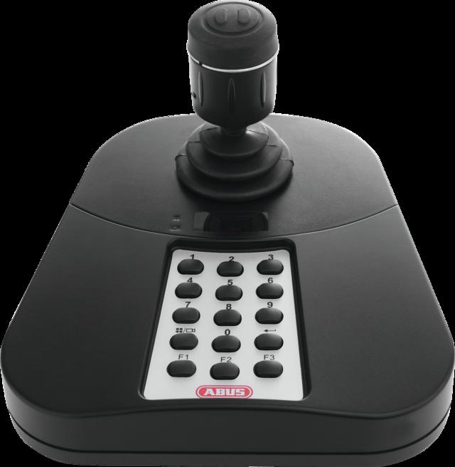 USB Keyboard für ABUS CMS/NVR Vorderansicht
