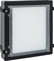 Beleuchtetes Info-Modul für Türsprechanlage