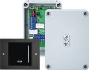 WLX Pro Wall Reader-Set IP44 Industrial Access schwarz