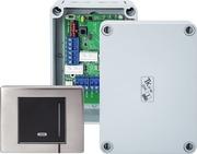 WLX Pro Wall Reader-Set IP67 Industrial Access schwarz