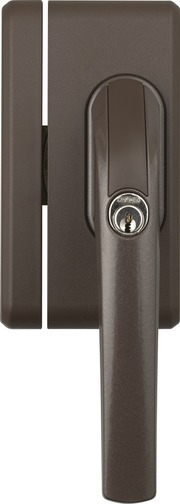 Secvest Funk-Fenstergriffsicherung FO 400 E - AL0125 (braun)