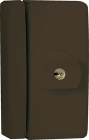 Secvest Funk-Fenstersicherung FTS 96 E – AL0089 (braun)