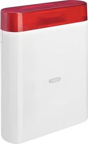 ABUS Draht-Außensirene (rot)
