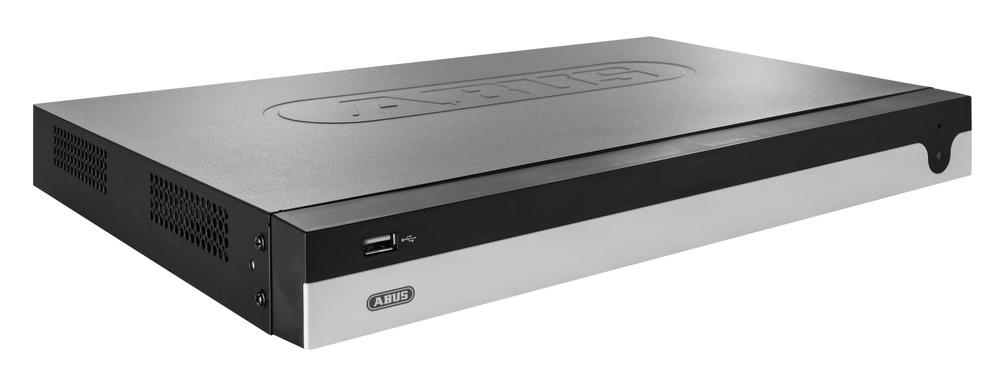 4-Kanal Analog HD Videorekorder Rechte Vorderansicht