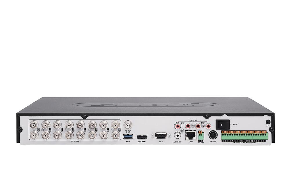16 Kanal Analog HD Videorekorder