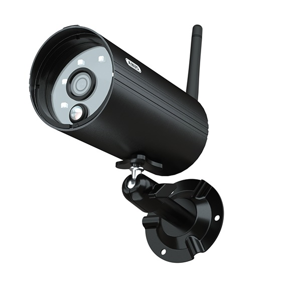 ABUS OneLook Außenkamera - Full HD Kamera mit Bewegungserkennung und verschlüsseltem Funk (PPDF14520)