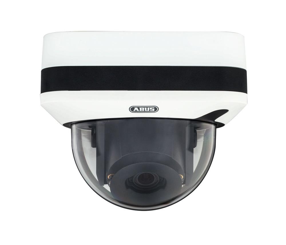 Dome Kamera Halterung Weiß Metall mit Anschluss Schutz