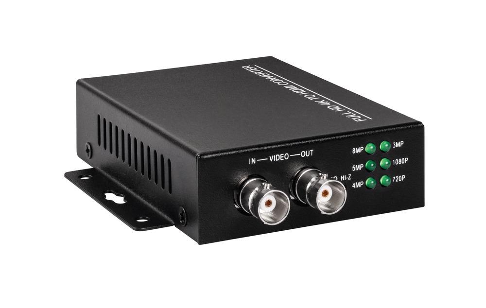 4K Analog HD auf HDMI Konverter