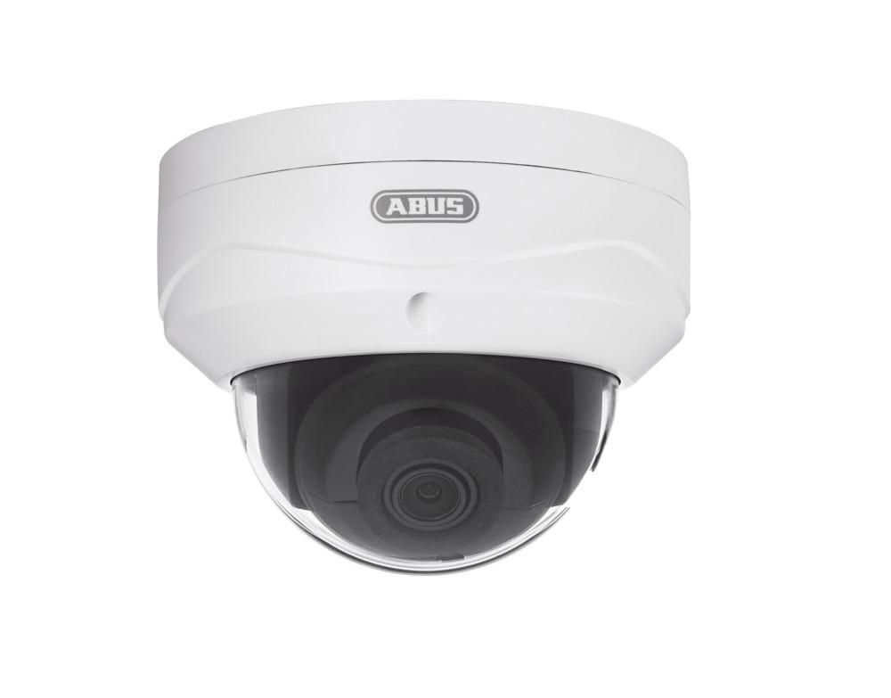 ABUS IP Videoüberwachung 2MPx WLAN Mini Dome-Kamera