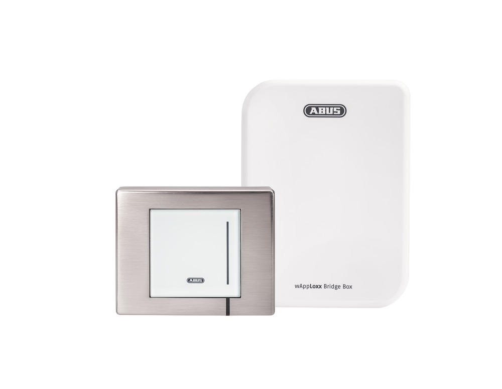 WLX Pro Wall Reader-Set IP67 Access weiß