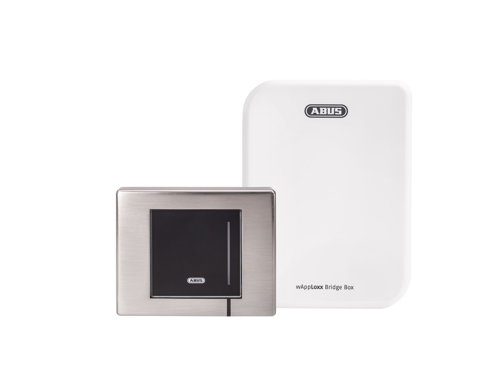 WLX Pro Wall Reader-Set IP67 Access schwarz
