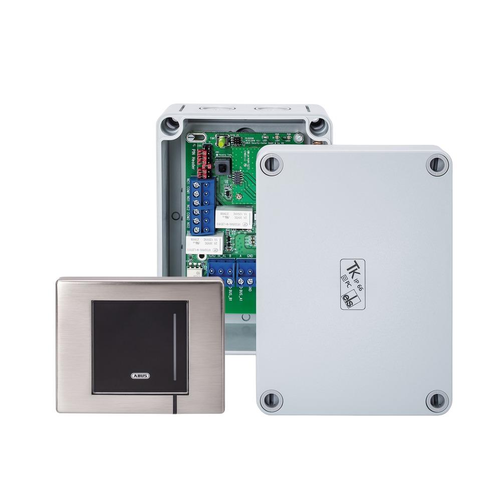 WLX Pro Wall Reader-Set IP67 Industrial Intrusion schwarz