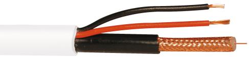 Video-Kombi-Kabel 50 m Vorderansicht