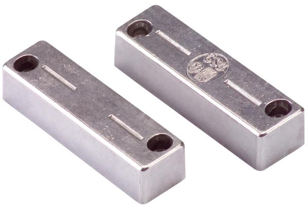 Öffnungsmelder für Stahltüren VdS B Ansicht Rechts